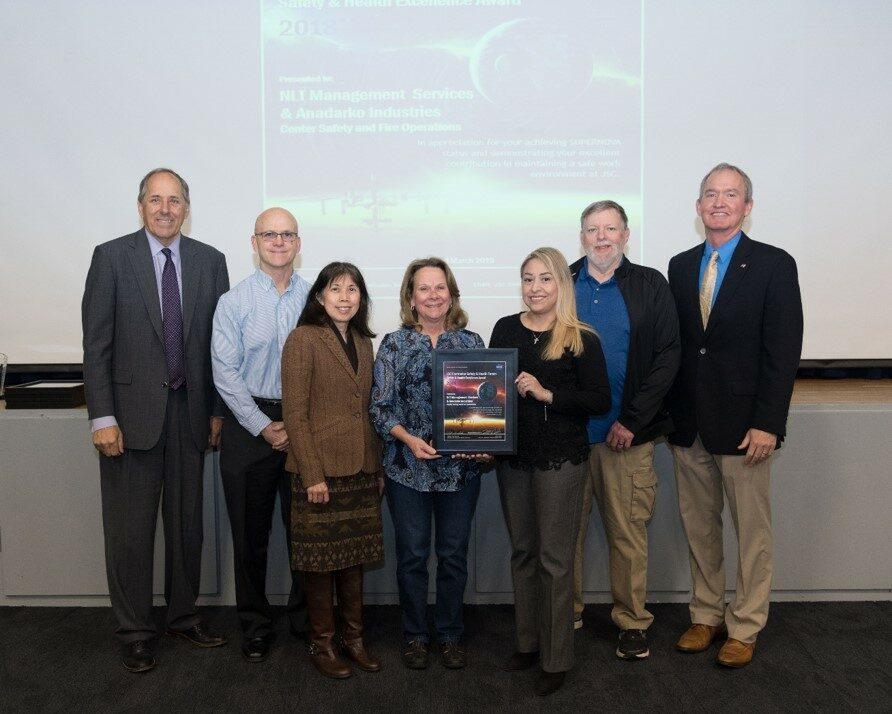Anadarko Industries Receives Super Nova Safety Award